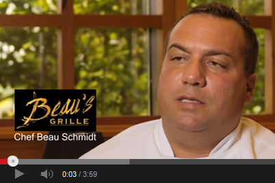 Beau's Grille Video by DeLuca Creative Media Akron, Ohio