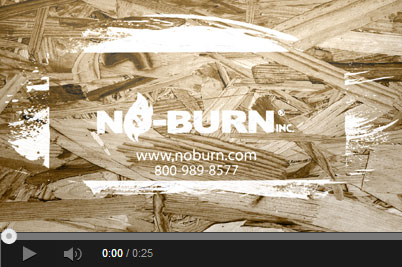 No Burn Video Promo DeLuca Creative Media Akron, Ohio